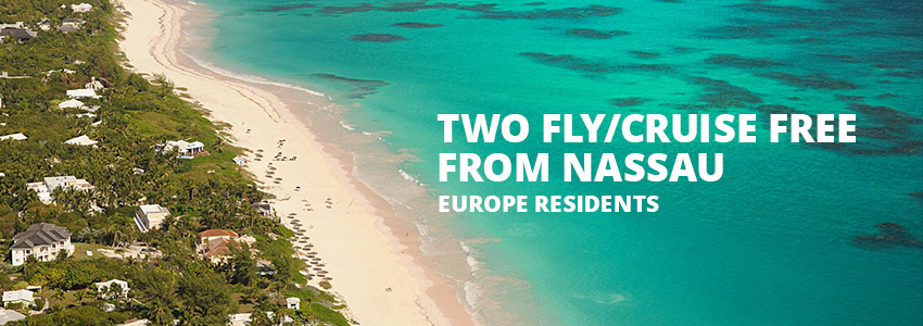 Two Fly Free From Nassau – Residents of Europe