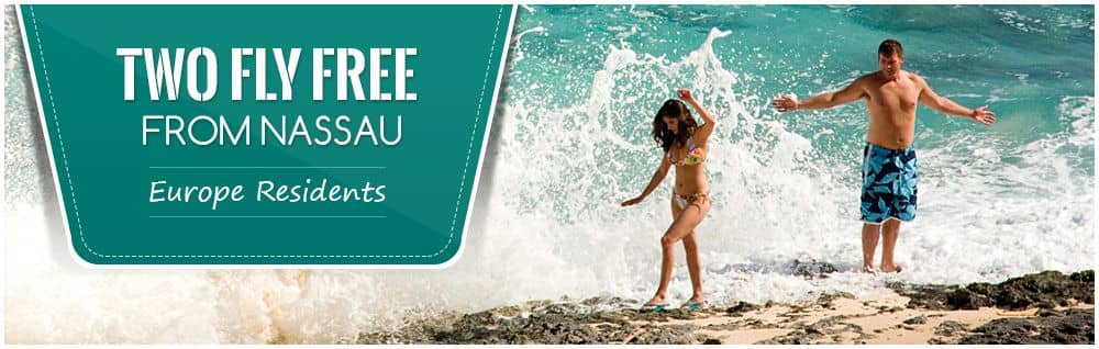 Two Fly/Cruise Free From Nassau – Europe Residents