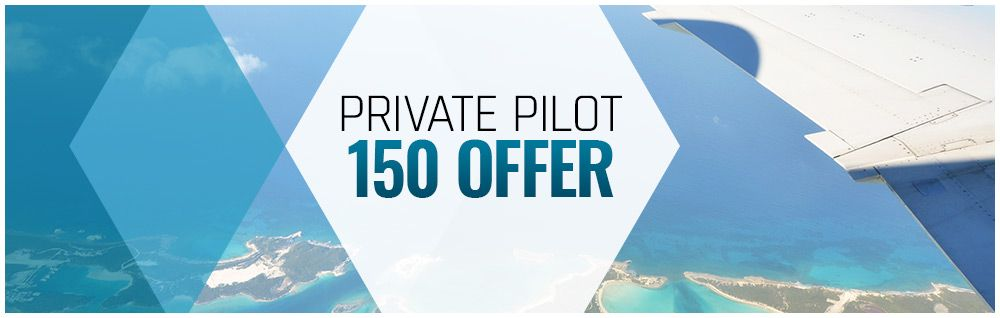 Private Pilots: Island Hopping