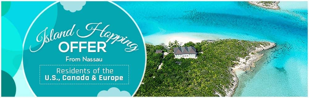 Island Hopping Offer From Nassau
