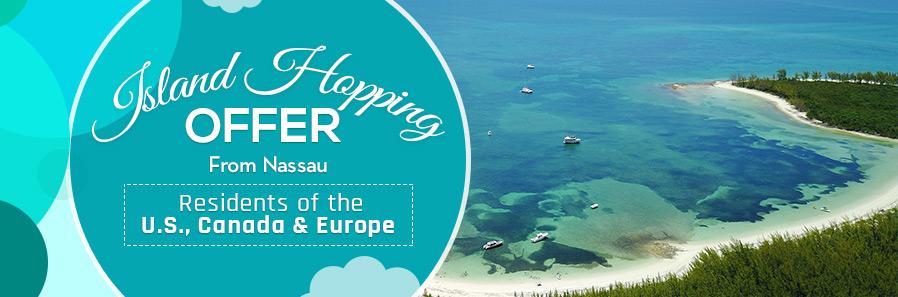 Island Hopping Offer From Nassau