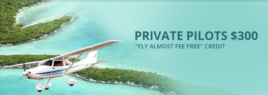 """Private Pilots Offer: $150 """"Island Hopping"""" Offer"""