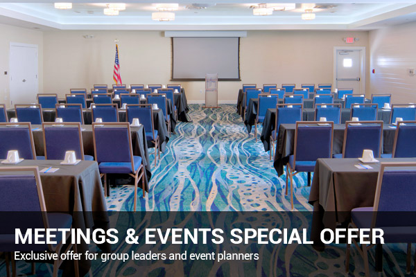 Meeting & Event Special Offer